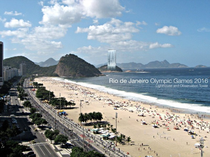 Solar City Tower, Rio de Janeiro by RAFAA | Unit 16